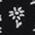 Чорнi (з квiтками)