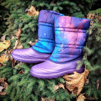 Жіноче зимове взуття на підошві з ЕВА