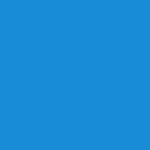 Блакитний канвас